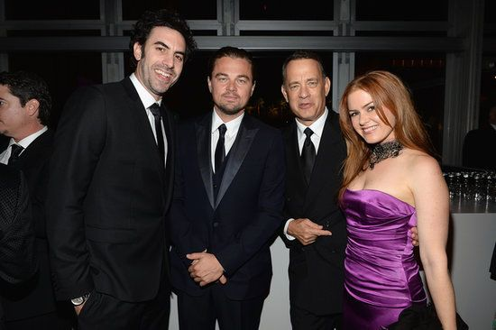 Celebrities at LACMA Art + Film Gala 2013