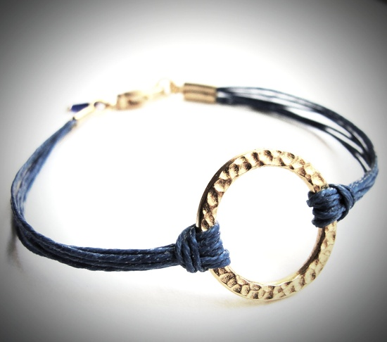 Harmony Hype bracelet. $18 from JewelryByMaeBee on Etsy.