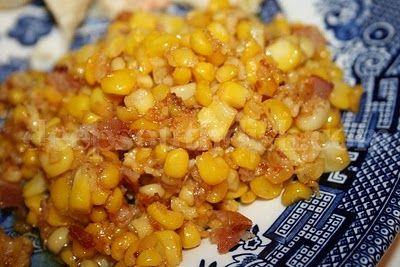 Deep South Dish: Southern Fried Corn