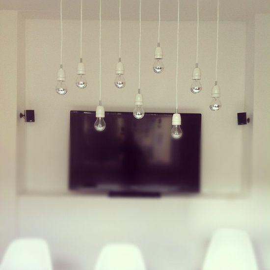 Lighting concept #interior design #decor