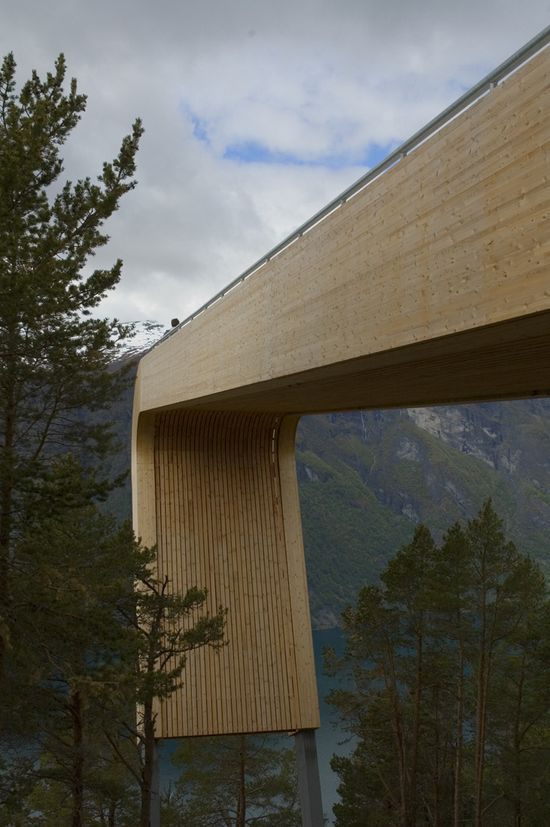Aurland Look out in Norway, by Saunders arkitektur & Wilhelmsen arkitektur #architecture