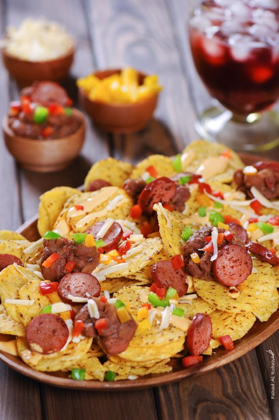 Nachos #food #recipe