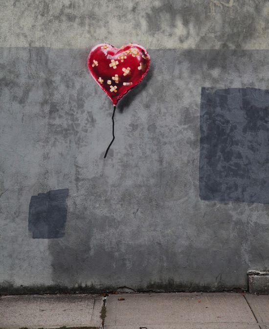better out than in: banksy's NYC street art - part one - designboom