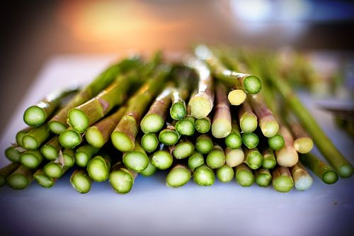 recipe: oven roasted asparagus