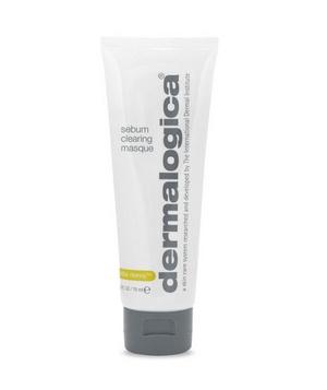 Best Face Mask for Acne-Prone Skin: Dermalogica Sebum Clearing Masque