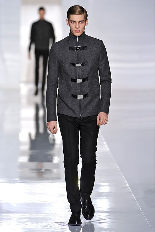 Dior Homme Men's Fashion Show Fall Winter 2013 2014