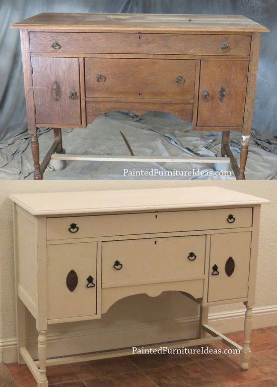 Site has everything you need to know about painting furniture.