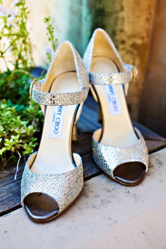 Jimmy Choos shoes.
