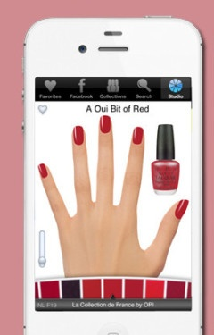 Beauty apps for your phone.
