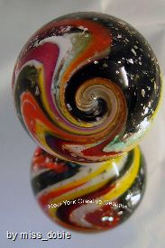 Outerlimits by Miss Dobie - Flickr: The Contemporary Handmade Marbles Pool