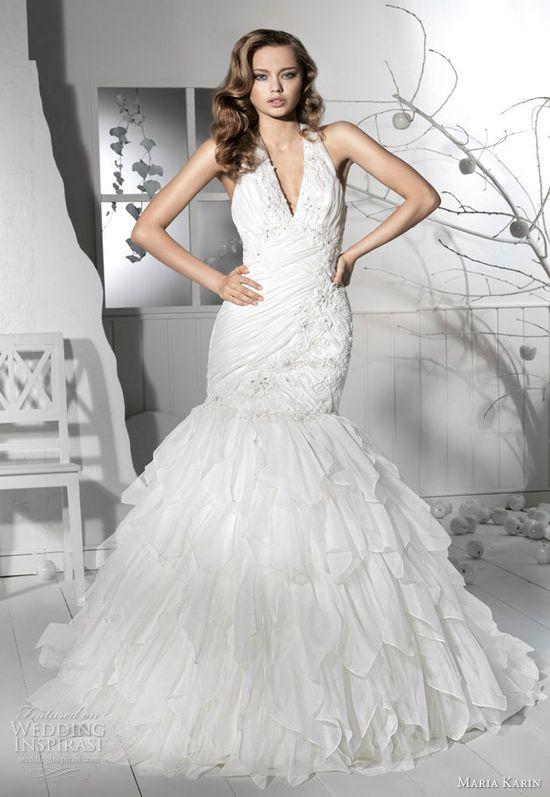 Maria Karin 2012 bridal collection