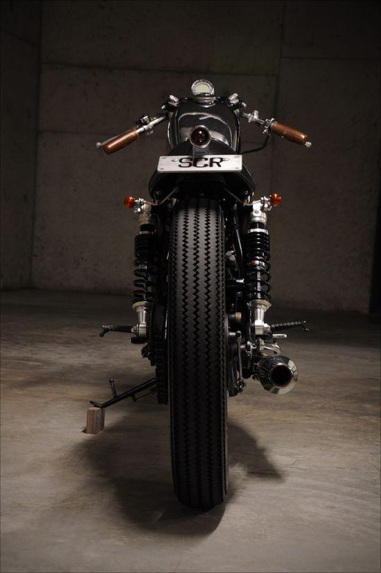 1985 Yamaha SR500 CaféRacer - Pipeburn - Purveyors of Classic Motorcycles, Cafe Racers & Custom motorbikes