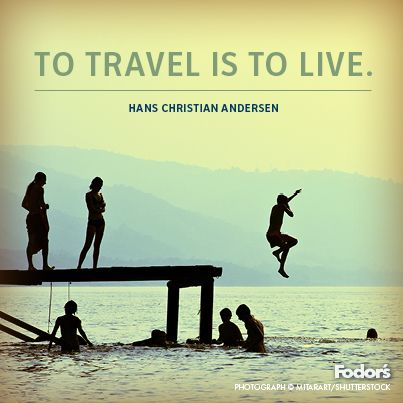 A motto for every traveler to live by...#travel #quote