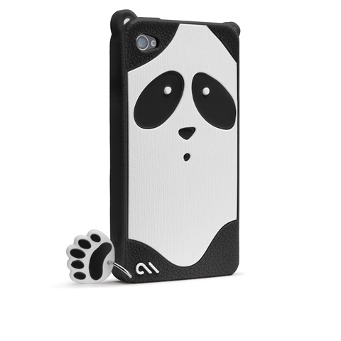 Case-Mate Xing - Silicone iPhone 4 / 4S Case