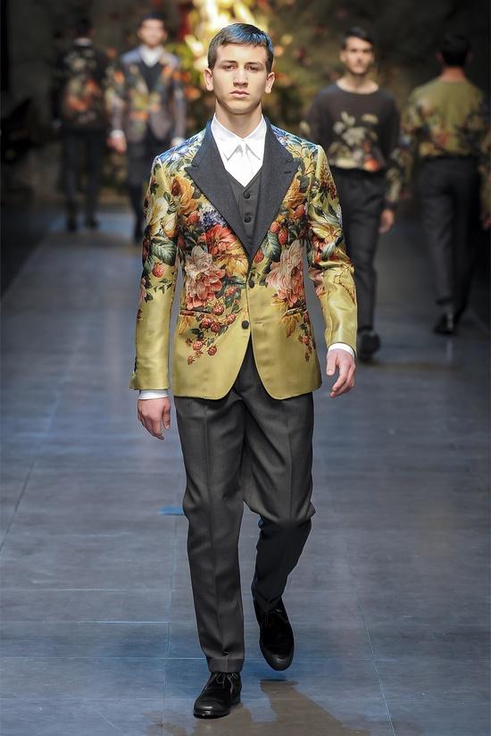 Dolce & Gabbana - Fall Winter 2013-14