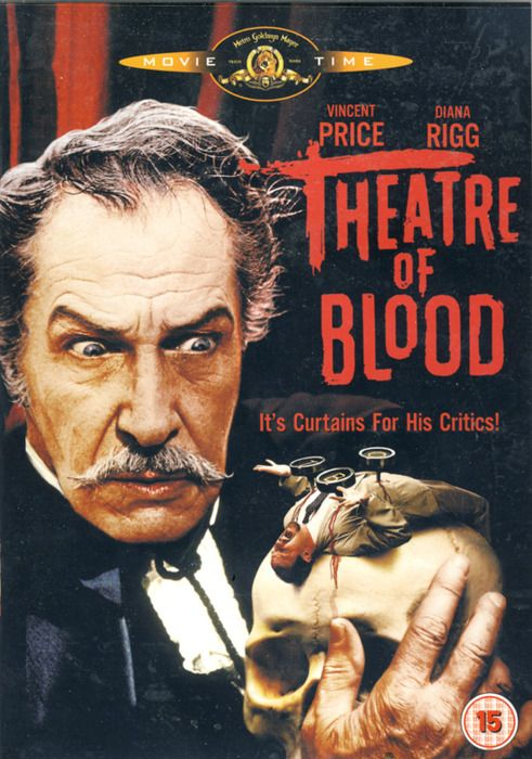 Vincent Price, Theatre of Blood (1973).