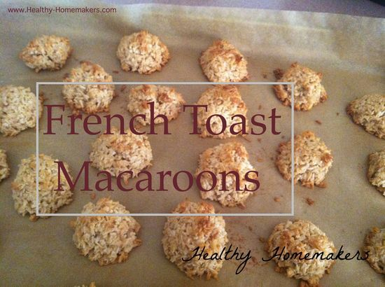 Great healthful dessert! Taste just like French