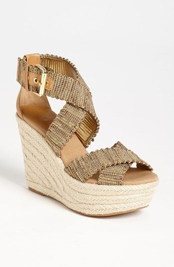 Mitchell Wedge Sandal / Nine West