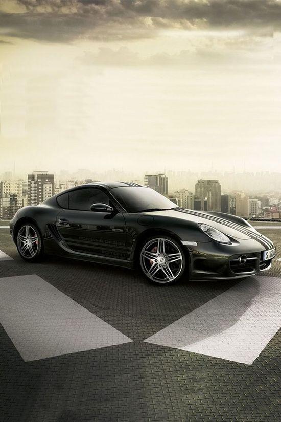 Porsche Cayman S Design Edition