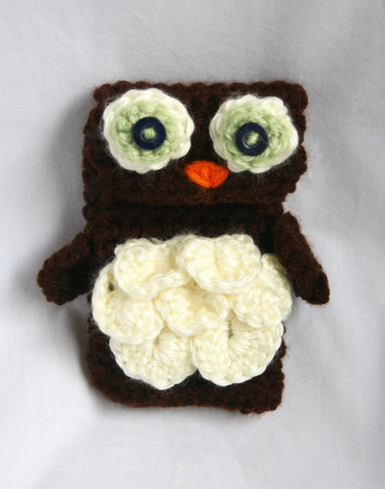 Owl Ipod touch or Iphone case ?
