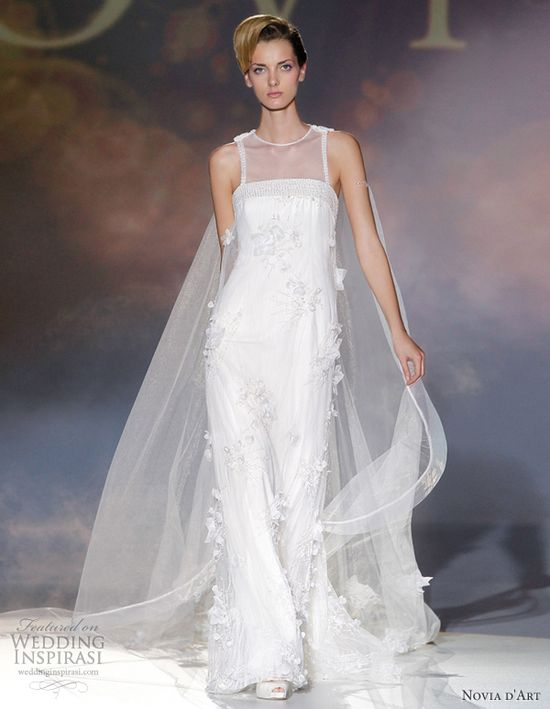 novia dart wedding dress 2012 japon