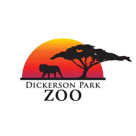 #Dickerson Park #Zoo #logo #graphics #design