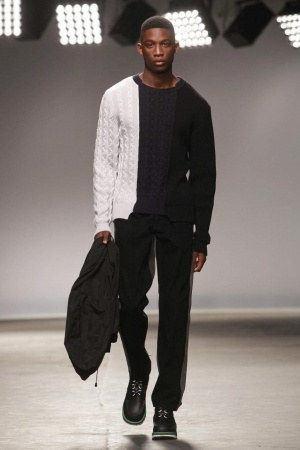 Christopher Shannon Fall Winter Menswear 2013 London
