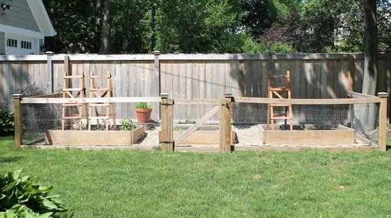 garden - designing domesticity