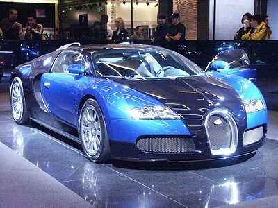 Bugatti Veyron very cool car!