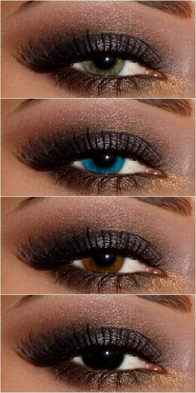 This look is perfect for every eye! #makeup