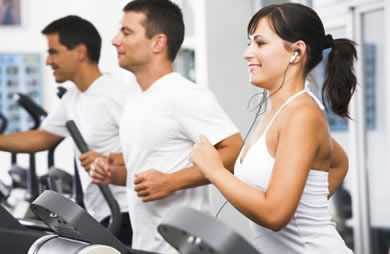 Here's a great cardio option to try with your #SELFdietclub workouts: The Machine Mixer