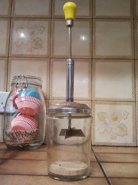 Vintage Kitchen Tool by Eklektikat on Etsy, $10.00