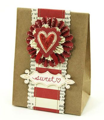 Valentine Collection Sweet Treat Bag
