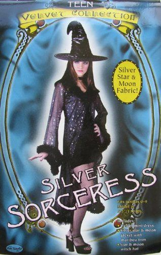 Fun World Womens 'Silver Sorceress' Halloween « Clothing Impulse