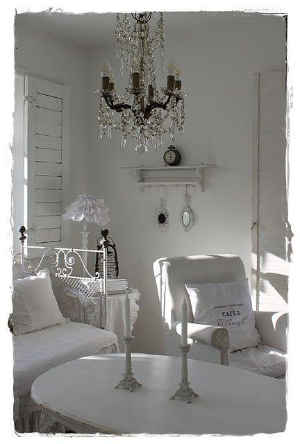pretty - myshabbychicdecor... - #shabby chic #home decor #design #ideas #wedding #living room #bedroom #bathroom #kithcen #shabby chic furniture