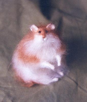 hamster stuffed animal