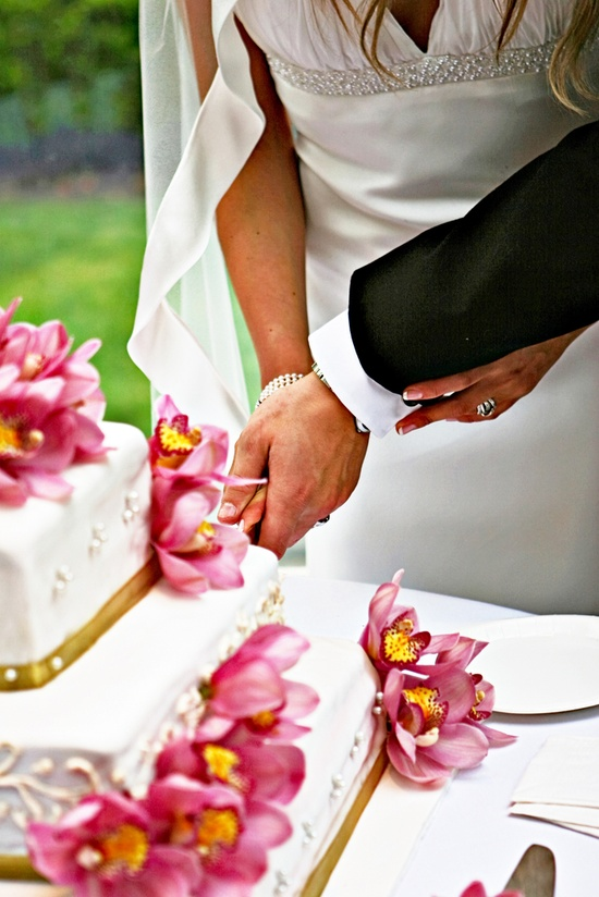 wedding cakes in France