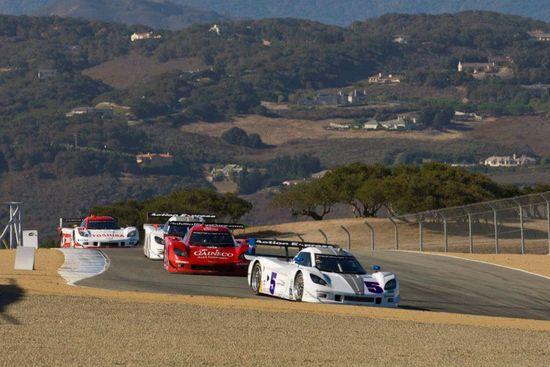 Continental Tire Sports Car Festival at Mazda Raceway Laguna Seca