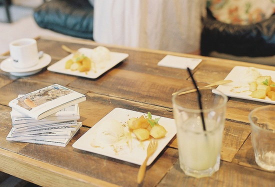 cafe munya #2, via Flickr.
