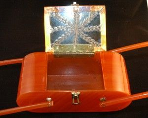 Lucite Handbag