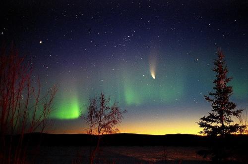 Aurora Borealis ... Northern Dawn