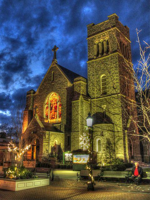 Cape May Church, NJ