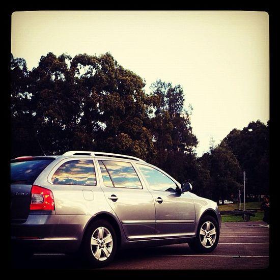 Octavia Wagon 90TSI