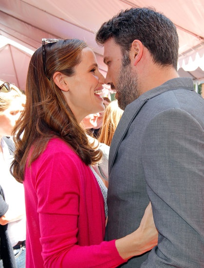 Jennifer Garner and Ben Affleck are storybook cute! See more pics of them at yesterday's Stuart House Benefit.
