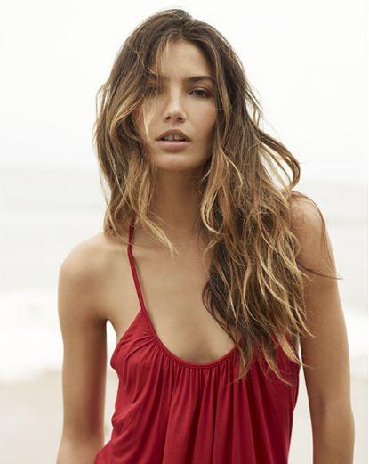 hair  style, beach hair