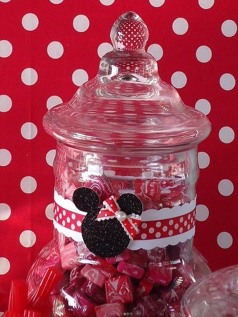 Minnie Mouse party ideas - love!