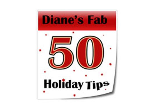 50 Holiday Tips for Healthy Eating and Weight Loss