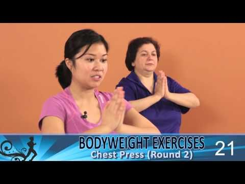? Exercise Class #1 - YouTube