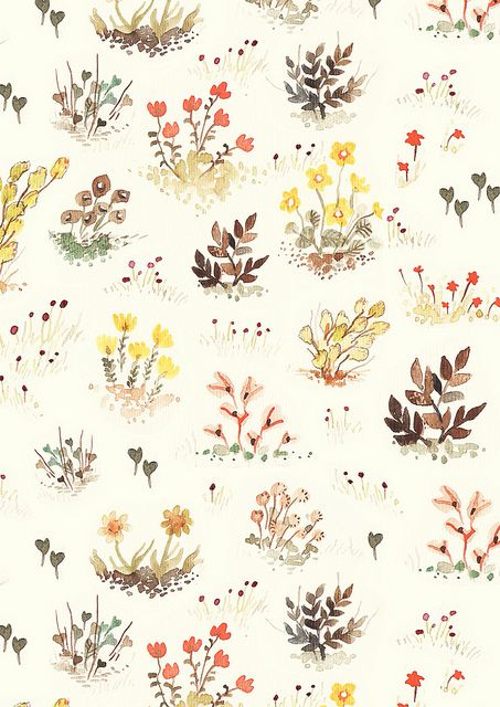 Flora / 01 by tinkijenn, via Flickr