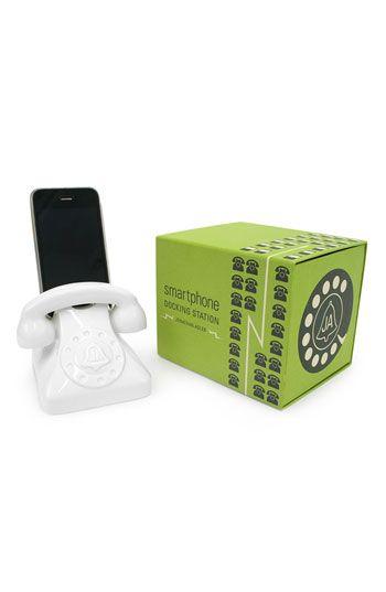 Universal Smart Phone Dock / Jonathan Adler